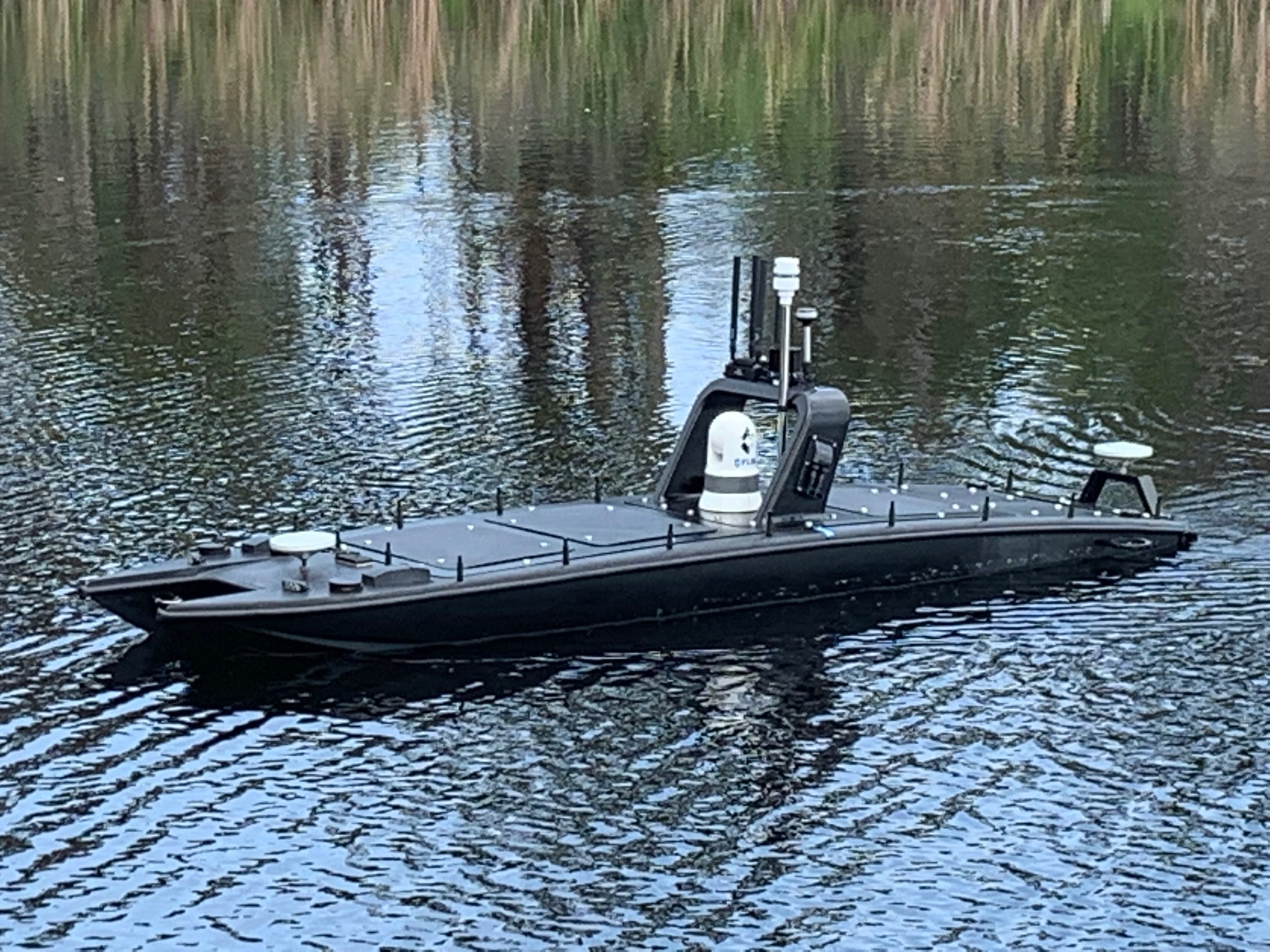 Unmanned Surface Vehicles In Support of the Sustainment Mission |  Defense.info